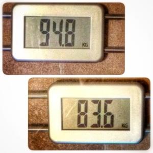 Tuğbanın insülin direnci ve hipotiroidi zorluklarına rağmen sağlıkla verdiği yaklaşık 12 kilo...